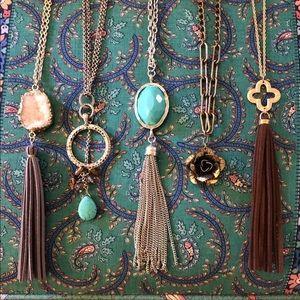 Pendant Necklace Bundle